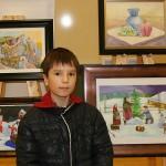 Art Star Creations Children's Art Exhibitiov. IlyaTerhov. 2012