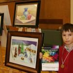 Ilya Terehov. Children's Art Show. 2011