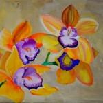Illya Terekhov. Orchids. 2012