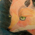 Art Star Creations. Alena Govorelenko. Fox. 2012