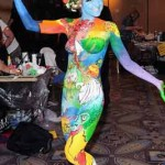 North American Body Art Championchip.  Las Vegas. 2009.