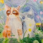 Art Star Creations. Masha Yarantceva. Cats. 2011