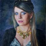 My cousin Iryna. 2o1