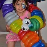 Art Star Creations. Balloon-twisting with Ilya.
