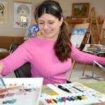 Viktoriya Polyakevich. Oil painting. 2012