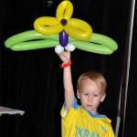Balloon-Twisting. Ilya.