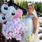 Wedding Balloons.  2013