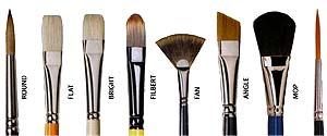 Watercolors Brushes