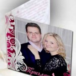 Wedding Invitation by Kateryna Magas. 2013