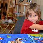 Sonya Merkulov. 6 years old. 2012