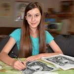 Art Star Creations. Fine Art Studio. Lada Teterina. 2012