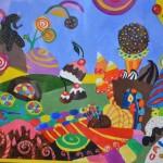 Sofia. Candy Land. 2014
