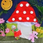Art Star Creations. Mushroom