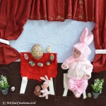 Art Star Creations. Easter Eggs and Bunny