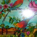 Sameera Gumma. Birds